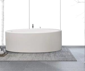 bathroom, decor, and luxury image