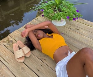 country club, fashion, and summer image