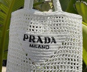bag, prada bag, and Prada image