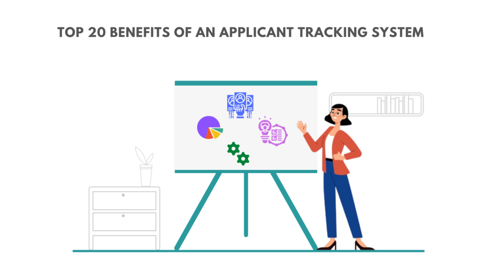 article, applicant tracking system, and applicant software image