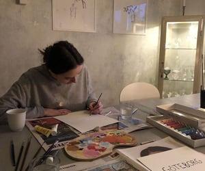 art, arte, and dream life image
