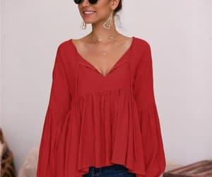 blouse, glamorous, and inspiration image