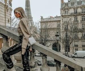 blogger, caramel, and fashion image