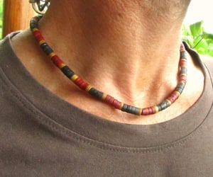 etsy, mens accessories, and unisex necklace image
