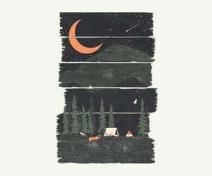 header, moon, and cute twitter header image