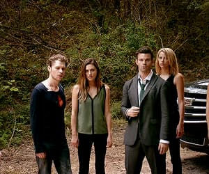 gif, klaus mikaelson, and riley voelkel image