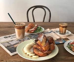 breakfast, food, and aesthetic image