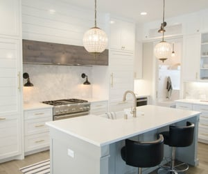 9 Kitchen Remodel Inspiration For Narrow Space in Your Home - housenationidea.com