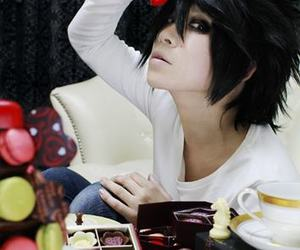 cosplay, anime, and L image