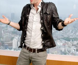 actor, Jackson Rathbone, and singer image