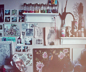 bears, bedroom, and clutter image