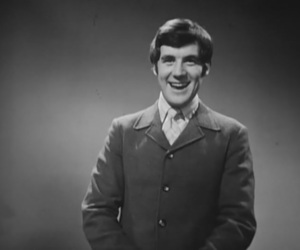 black and white, michael palin, and monty python image