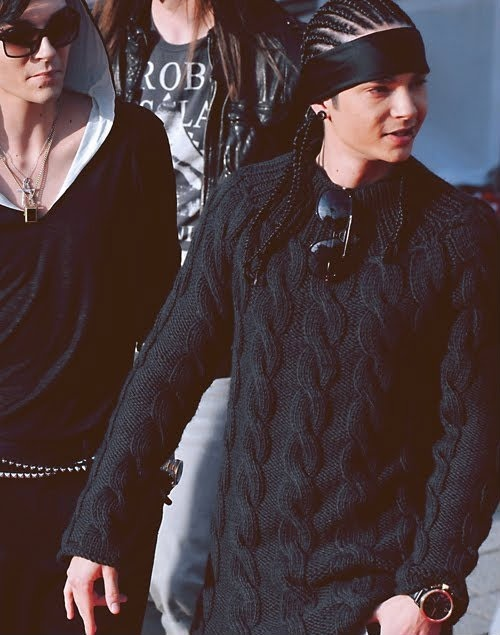 48 Images About Twins Kaulitz On We Heart It See More About Bill