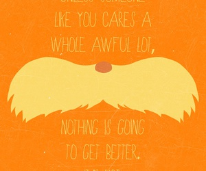 lorax, quote, and the lorax image