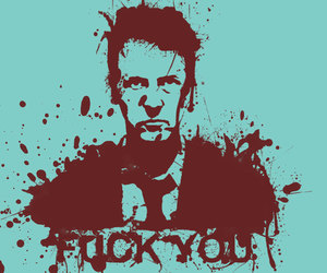 fight club, fightclub, and fuck you image