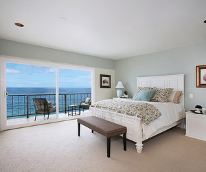 on the beach, ocean views, and real estate staging image