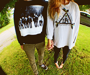 boy, couple, and photography image