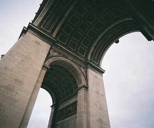 architecture, paris, and vintage image