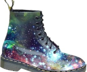 dr martens, galaxy, and shoes image