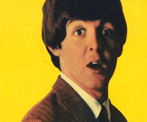 beautiful, Paul McCartney, and the beatles image