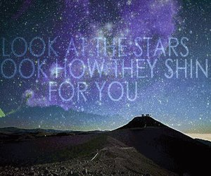 shine, stars, and text image