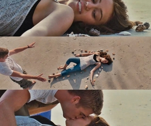 miley cyrus and the last song image