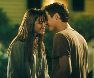 A Walk to Remember, couple, and kissing image