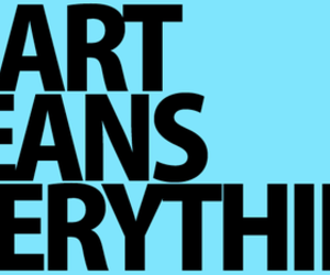 everything, heart, and means image