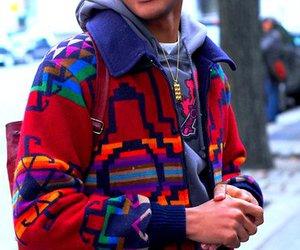 boy, swag, and jacket image