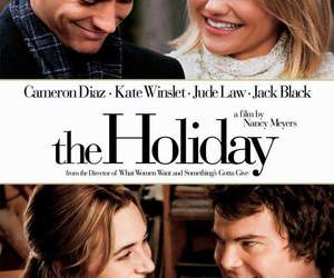 the holiday, cameron diaz, and kate winslet image