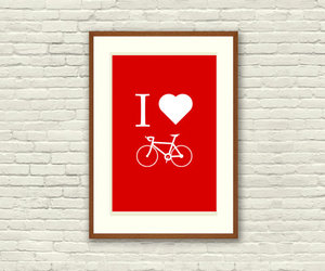 etsy, heart, and poster image