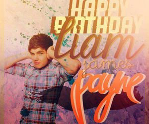liam payne, happy birthday liam, and one direction image