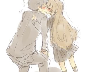 anime, cute, and Taiga image