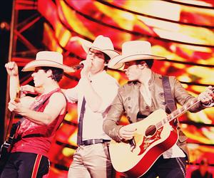 jonas brothers and cowboy image