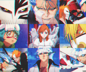 angry, anime, and bleach image