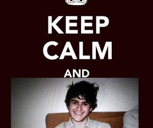 Ezra Koenig and keep calm image