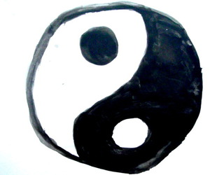 chinese, peace, and sign image