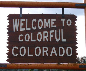 colorado, colorful, and love image