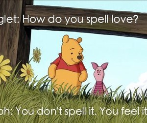 piglet, quotes, and words image