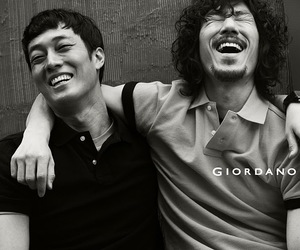 actor, handsome, and korean man image
