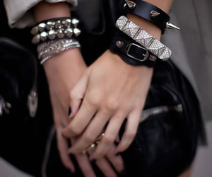 art, glamour, and hands image