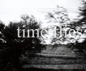 time, quote, and words image