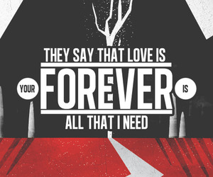 sleeping with sirens, sws, and forever image