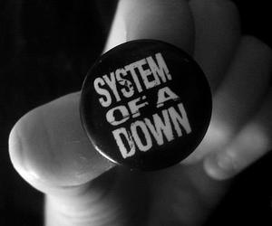 system of a down, rock, and soad image
