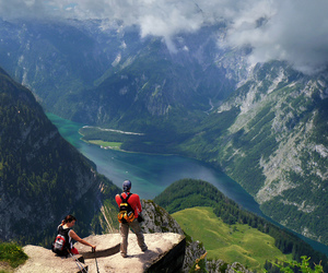 bavaria, the alps, and breathtaking view image