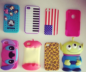 case, iphone, and apple image