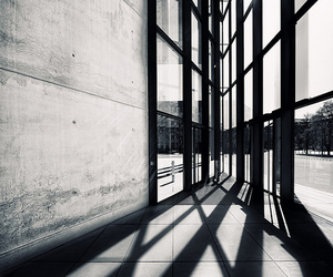shadow, architecture, and light image