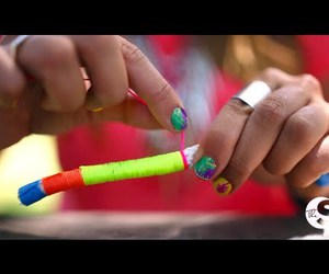 bracelet, colors, and video image