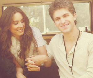 pretty little liars, spoby, and toby image
