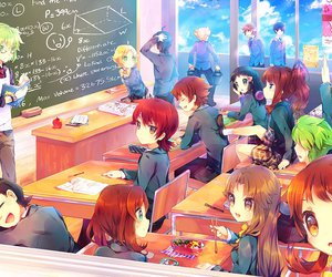pokemon, school, and anime image